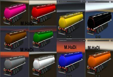 Color For Fuel Tank Trailer v1.0