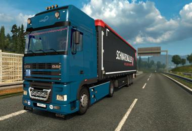 DAF-95 XF v4.0 for v1.28 [Gold Version]