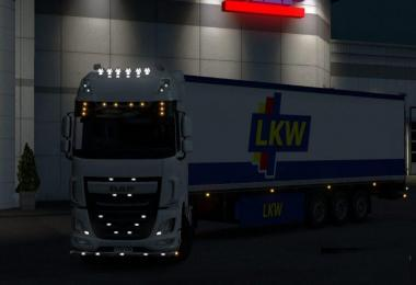 DAF XF 106 Panda Edit v1.1