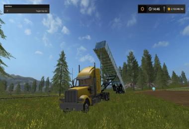 Dewsters framless end dump trailer v1.0