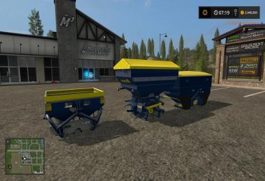 FBM17 Bogballe 3Point Spreaders BC6 v1
