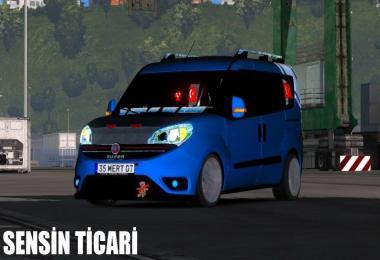 Fiat Doblo 2017 1.28.x