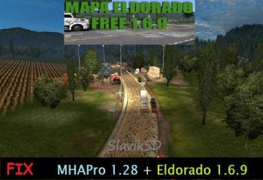 Fix MHAPro + Eldorado v2.0
