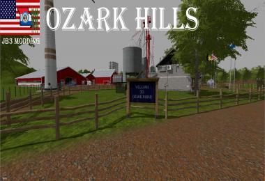 FS17 Ozark Hills v2.3