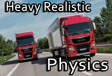 Heavy Realistic Physics by mido2017 [updated] (1.28.x)