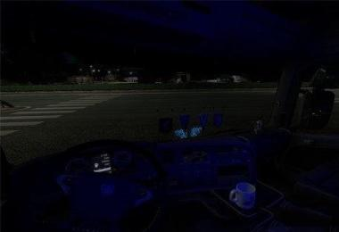 Interior Light for all Trucks v8.0