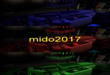 Interiors Light for all Trucks by mido2017
