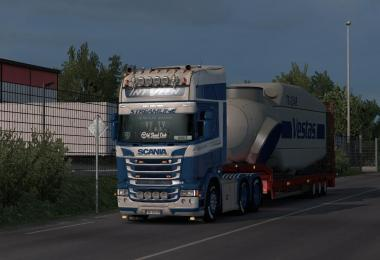 Intveen Scania RJL skin