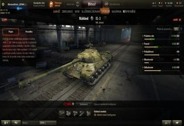 IS-3 camoflauge v1.0.0.0