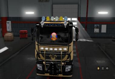 Iveco Hiway Rally safty frame 1.28.1.3s