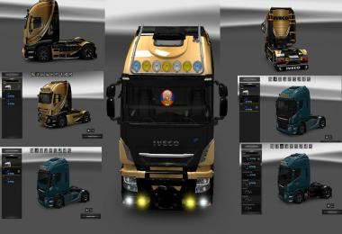Iveco Hiway Tuning v1.4 by Karen Grigoryan for v1.28 1.28.1.3s