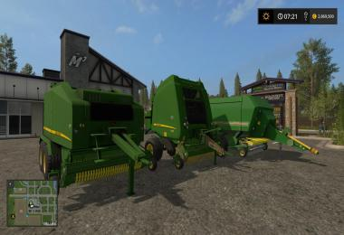 John Deere Premium Balers V3.0