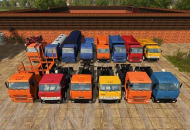 Kamaz pack by Aeromobile