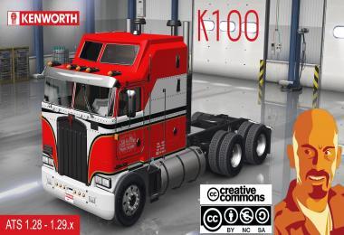 KENWORTH K100 ATS 1.29.x