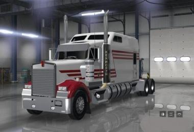 Kenworth W900 Long Remix 1.29.x