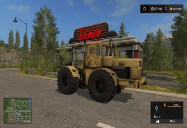 Kirovez K-700A Orange v1.3.3