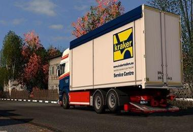 Kraker Tandem addon for RJL Scania rs&r4 by Kast