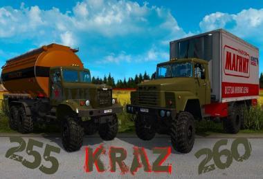 Kraz 255 - 260 [update] 1.27-1.28.x