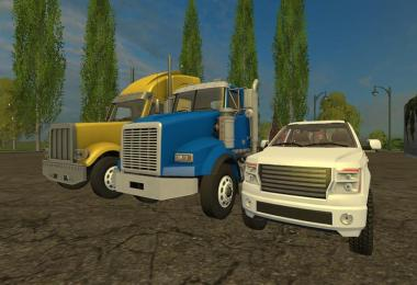 Lizard Trucks Pack v1.0