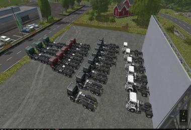 MAN Chassis Pack v1.0.0.0