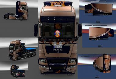 Man TGX and 2010 Man Style 2 Combo Skin Packs 1.28.1.3s
