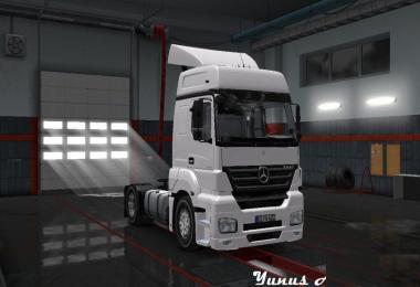 Mercedes Benz Axor v1.0