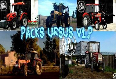 Mod Packs Ursus v1.0