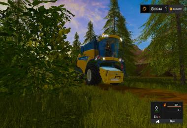 New Holland CX8080 v2.5.5