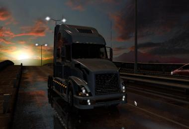 Night City Background for ATS v1.0