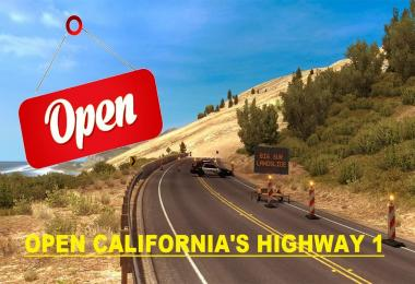 Open California's Highway v1 1.28.x