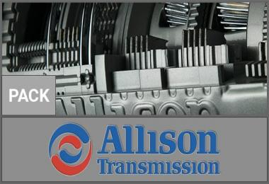 Pack Allison Transmissions 1.28.x