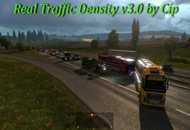 Real Traffic Density v3.0 by Cip