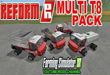 Refrom MULI T8 Pack v1.2.0