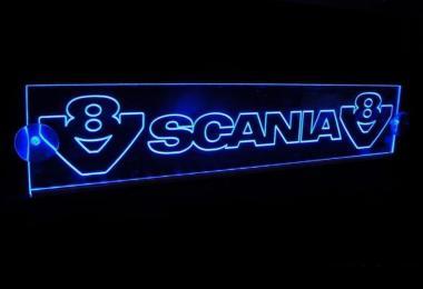Scania King V8 Sound 1.28.x