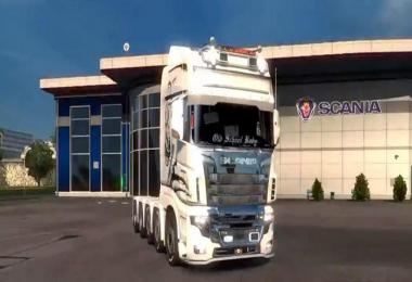 Scania R700 Turkish style SL 1.28.x