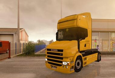 Scania RJL CMI Yellow Interior 1.28.x
