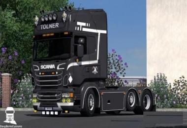 Scania Tolner Skin v1.0