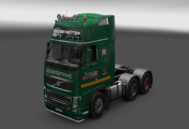 Skin Belintertrans for Volvo FH16 1.28.x