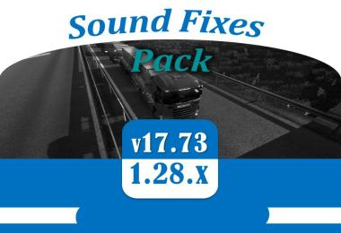 Sound Fixes Pack v17.73 1.28.x