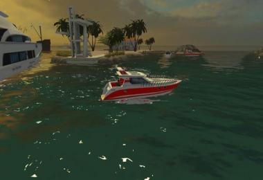 Sport boat Beta v1.0
