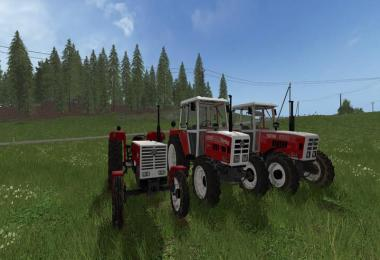 Steyr Tractor Collection v1.0