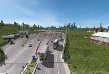 Traffic Density and Speedlimits for v4.1 1.28.x