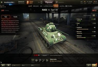 TYPE T34 for dragodestroj v1.0.0.0