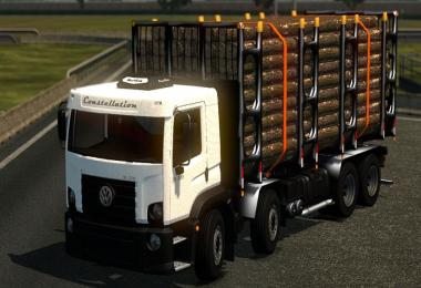 Volkswagen Constellation 31-370 + Trailer 1.28.x