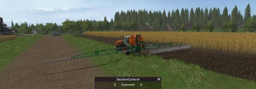 Amazone Sprayer Pack with Schlauch v1.1.0.0
