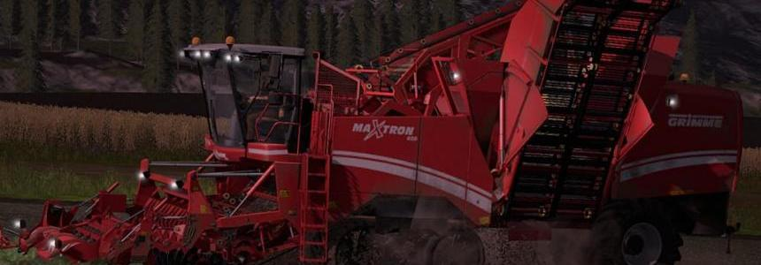 Grimme Maxtron 620 II v1.0.0.0