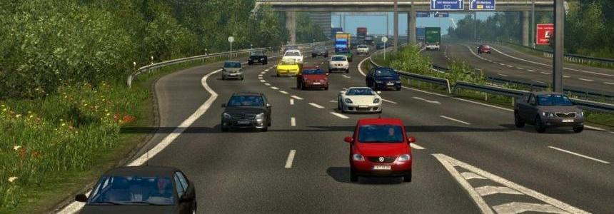 Realistic Vehicle Colours v1.0