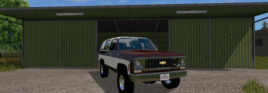 1973 Chevy Blazer v1.0