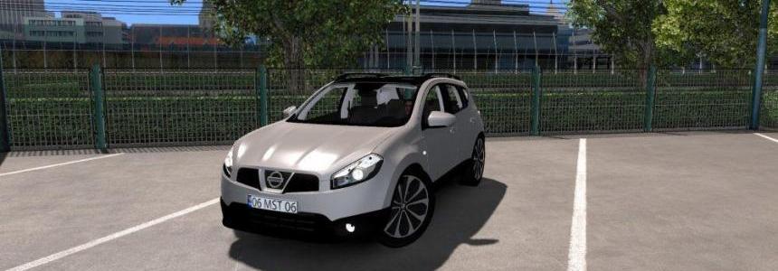 2010 Nissan Qashqai v1.5