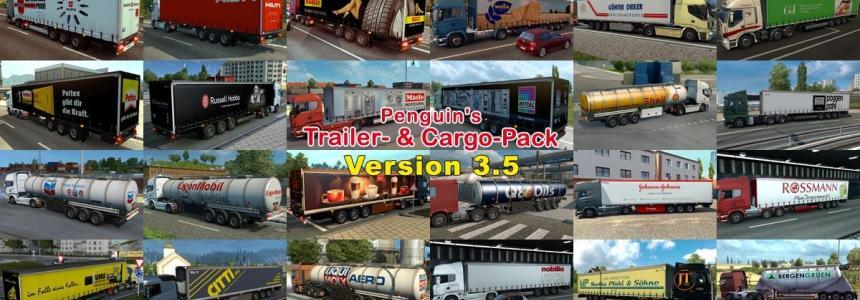 Penguins Trailer and CargoPack [Update 2017-11-09] v3.5